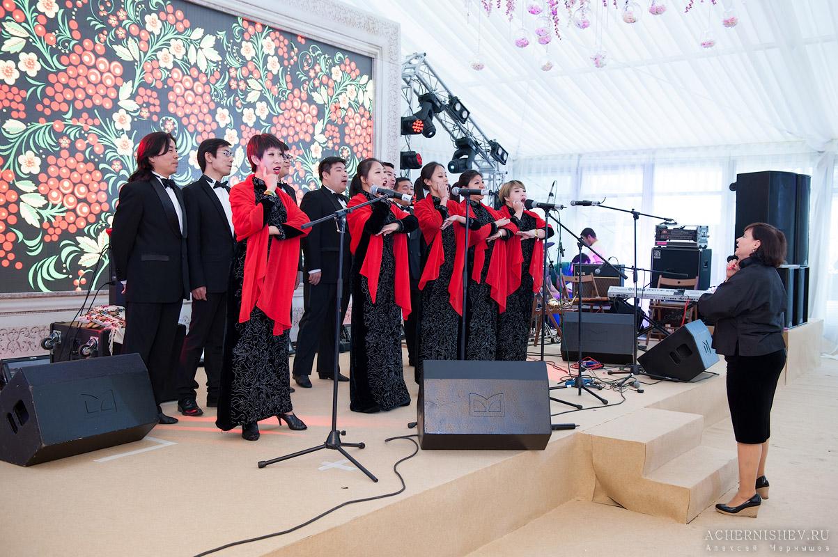 Китайский хор
