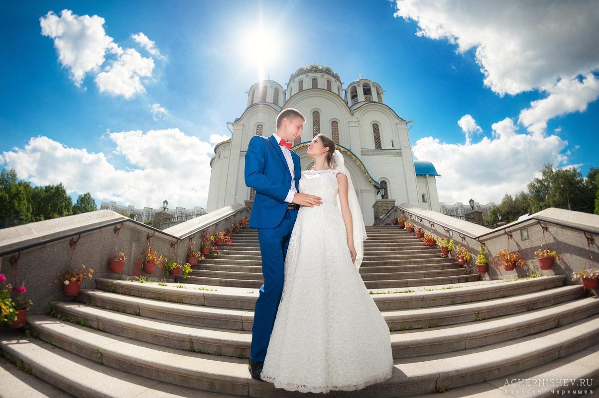 Храм Покрова Пресвятой Богородицы в Ясенево