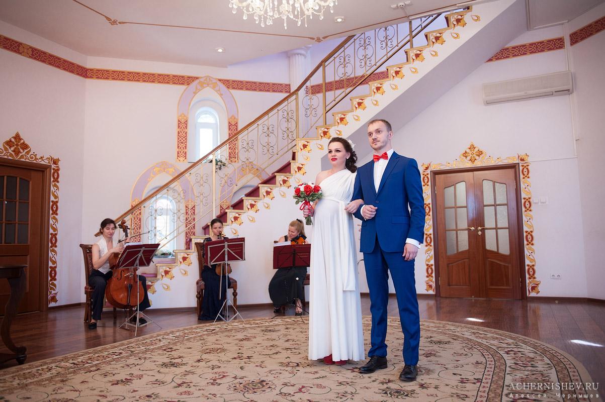 роспись во дворце бракосочетания №5