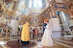 Венчание в церкви - подборка храмов