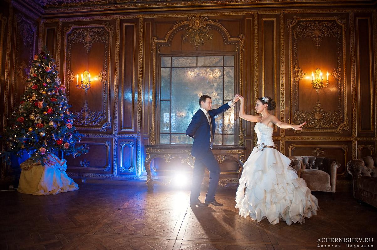 pervyj svadebnyj tanec