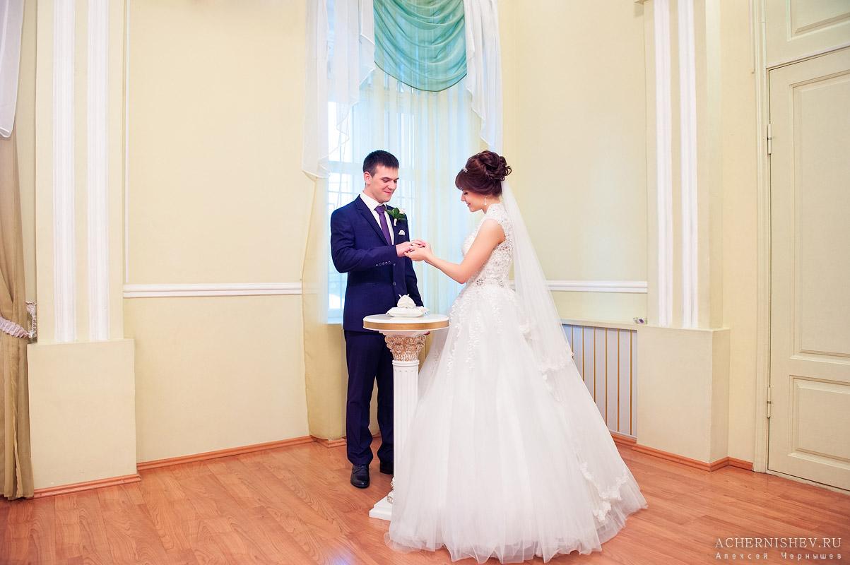 торжественная регистрация брака в Дубровицах