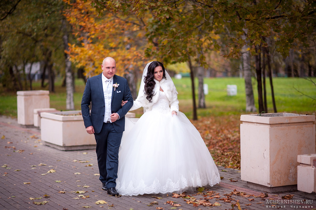 svadebnaja progulka