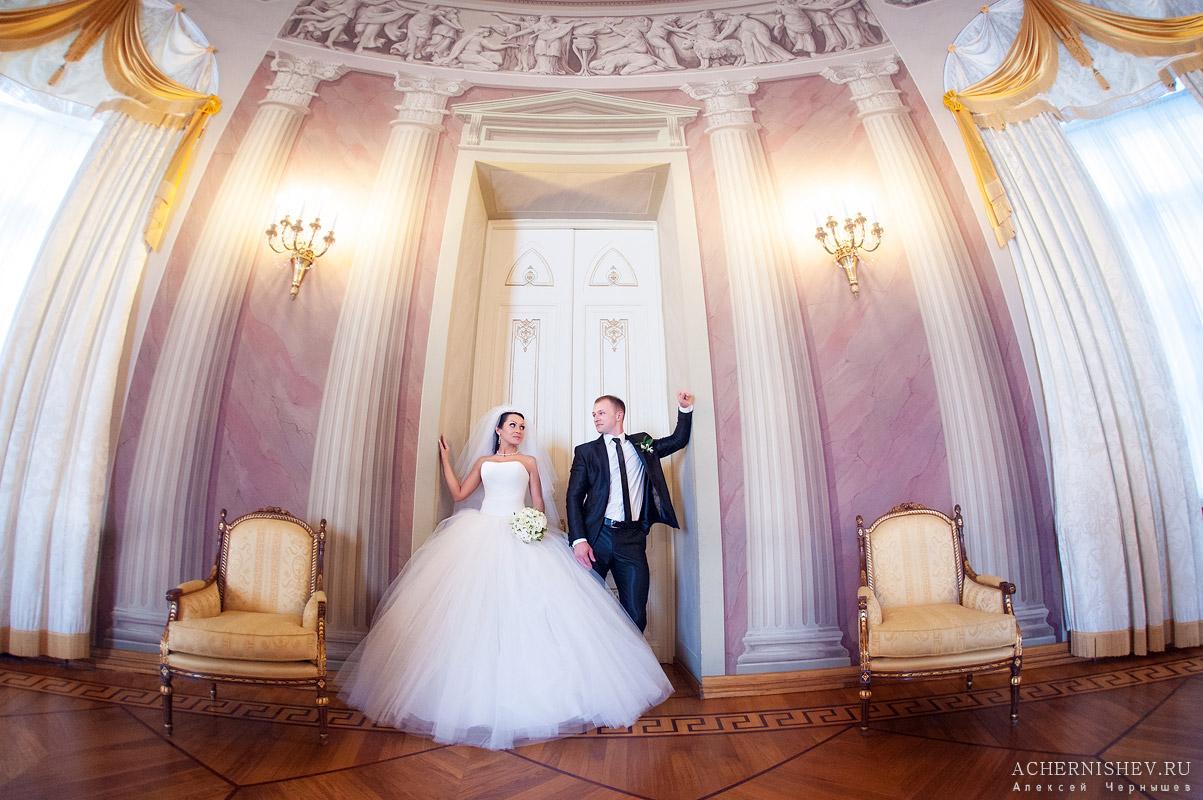 свадьба в усадьбе Дурасовых в Люблино