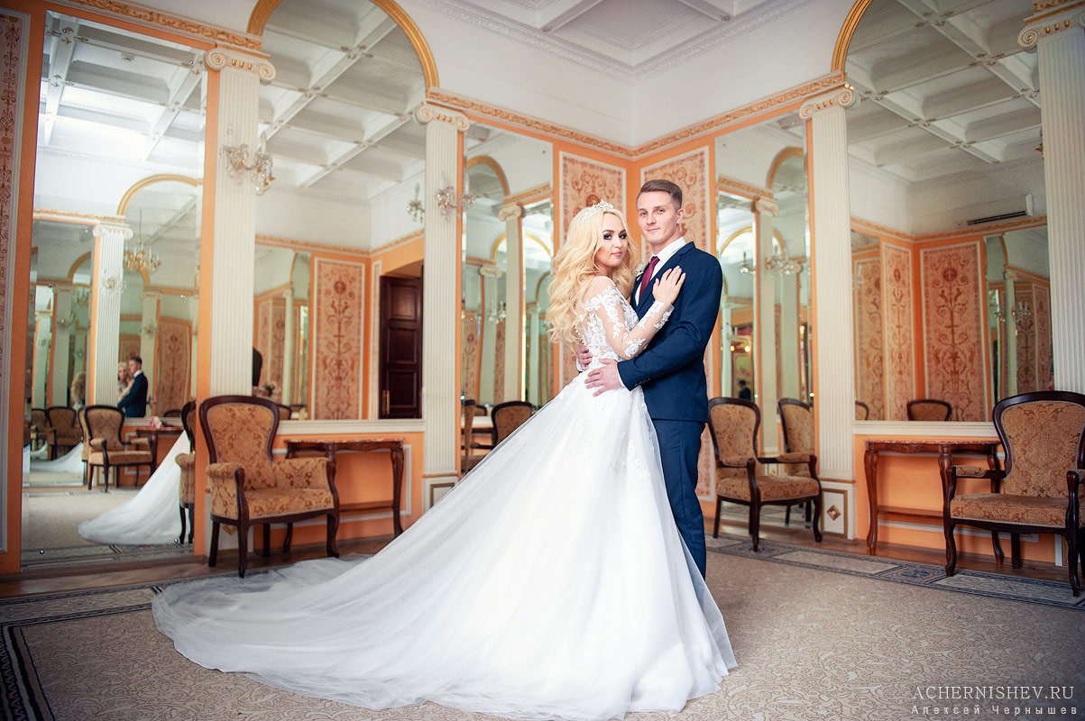 свадьба в первом дворце бракосочетания