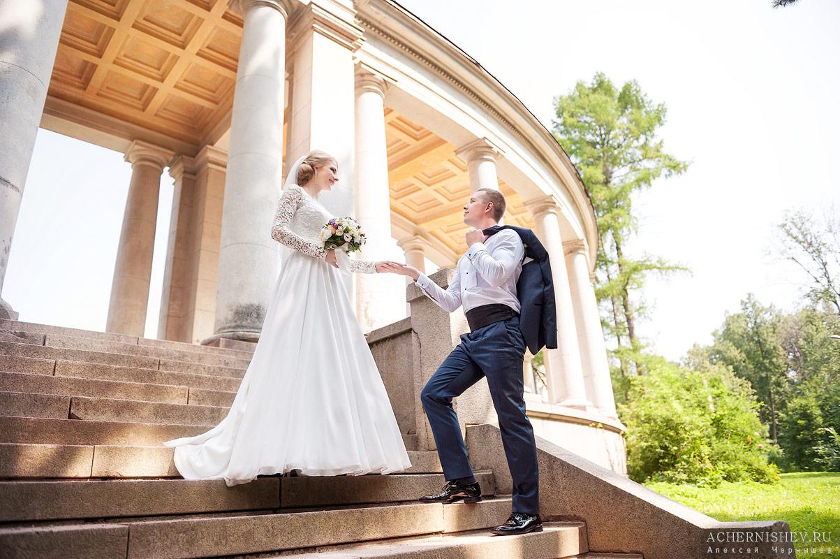 усадьба архангельское свадьба фото