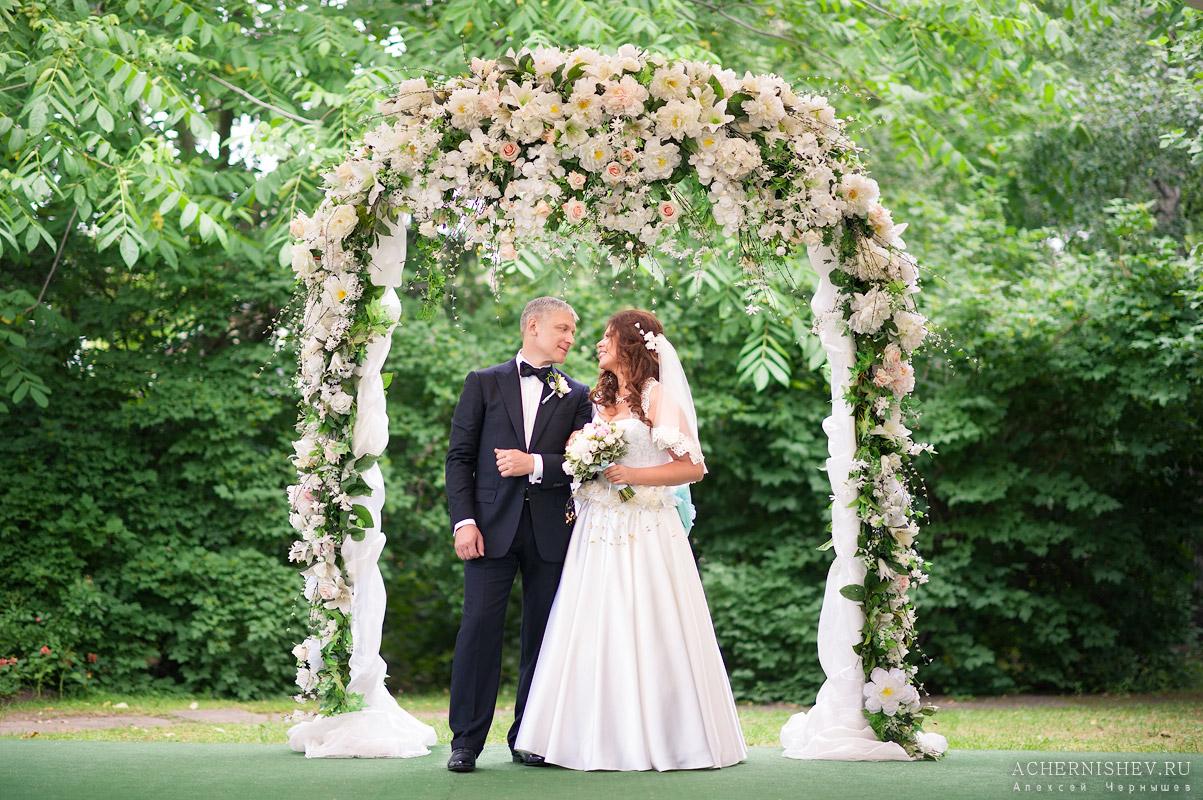 Выездная регистрация брака в Свято-Даниловском монастыре