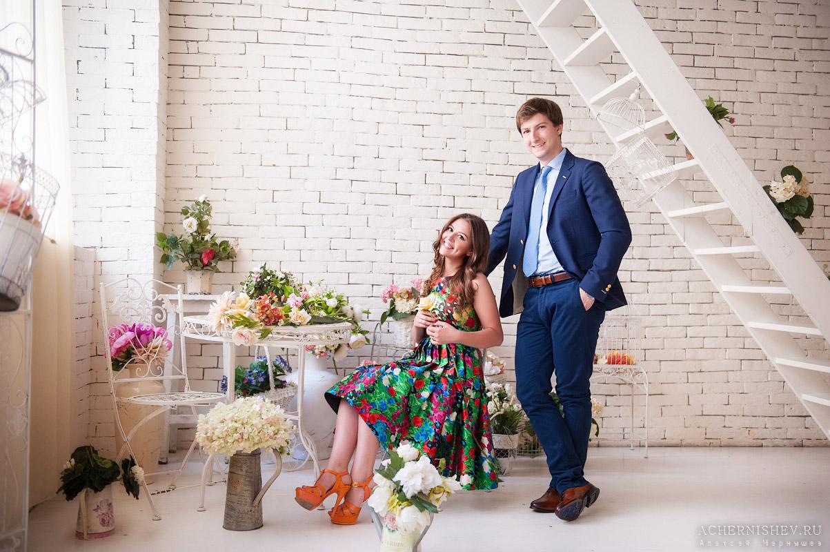фотостудия для свадебной фотосессии