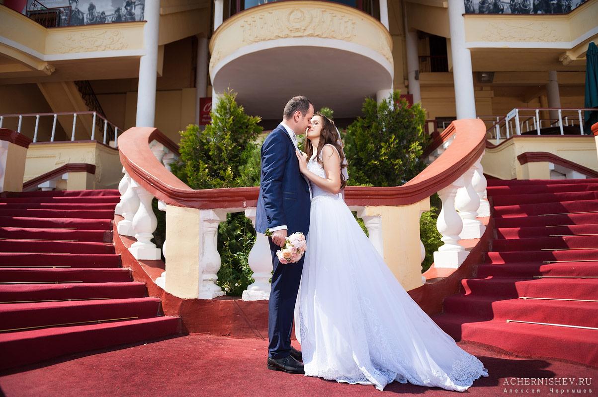 Свадьба на Ипподроме