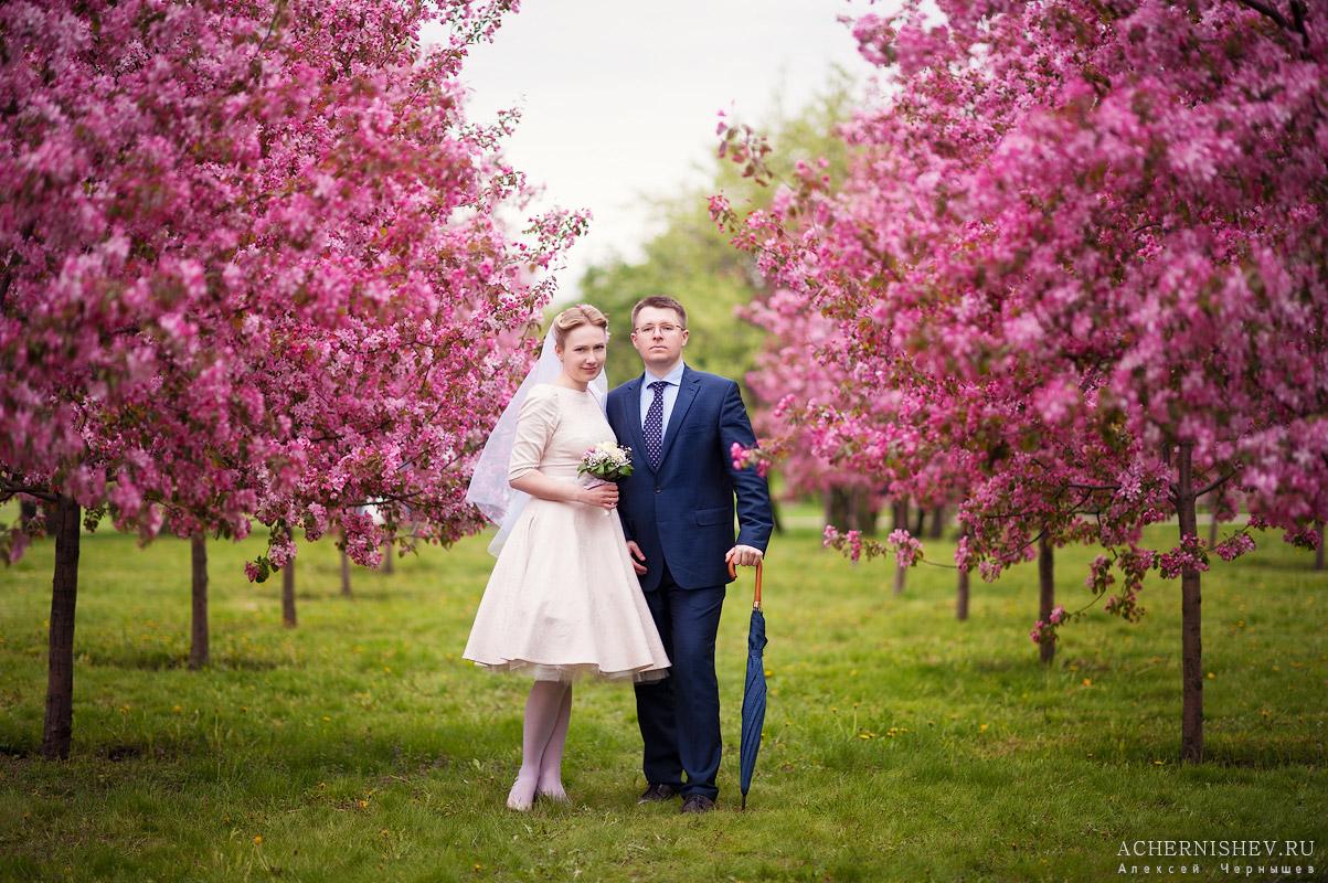 свадьба в начале мая фото условии