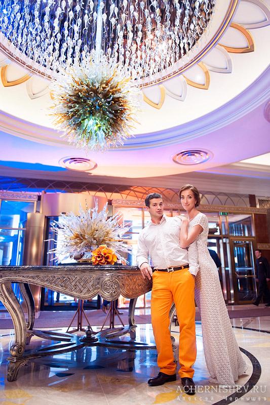 фотограф в отеле Лотте Плаза