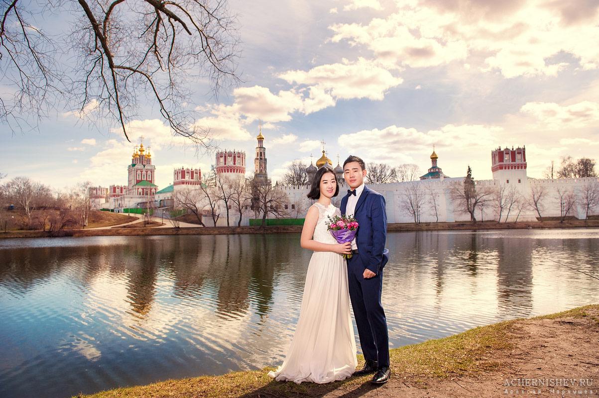 Корейская свадьба в Москве