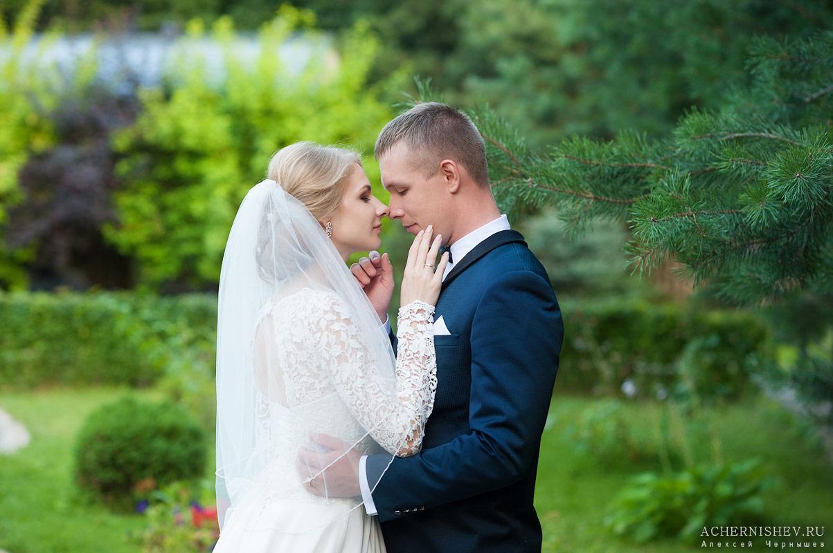 Свадебная фотосессия на Поклонной горе