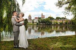 парк у Новодевичьего монастыря
