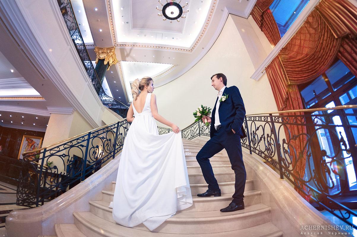 фотосессия на лестнице — фото