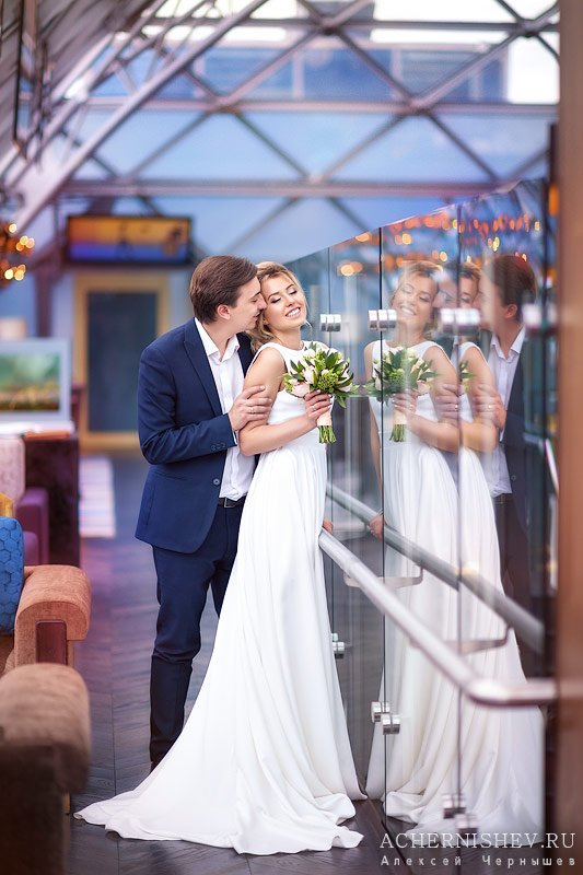 свадебный портрет — фото