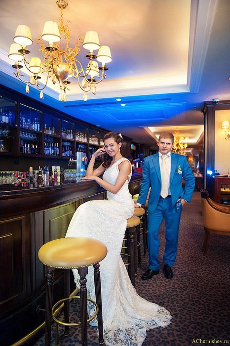 фотосессия в отеле Балчуг Кемпенский