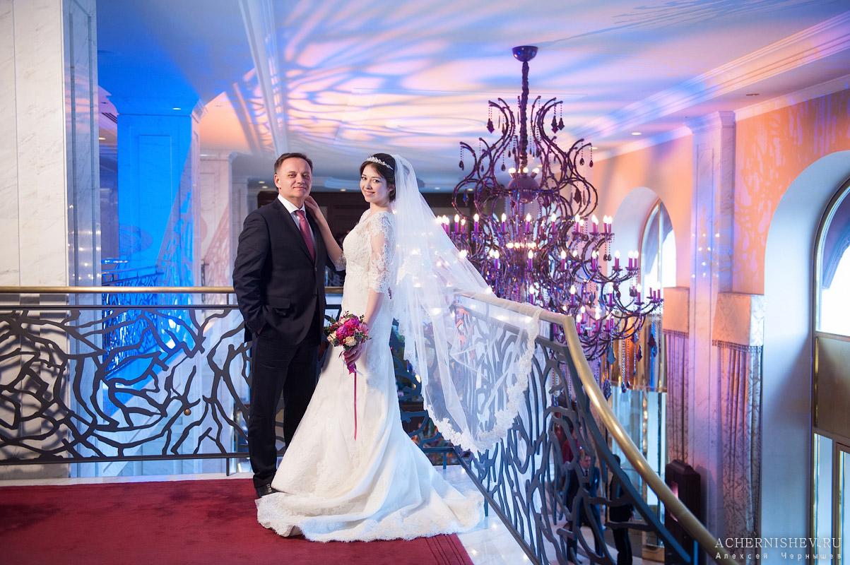 красочная свадебная фотография