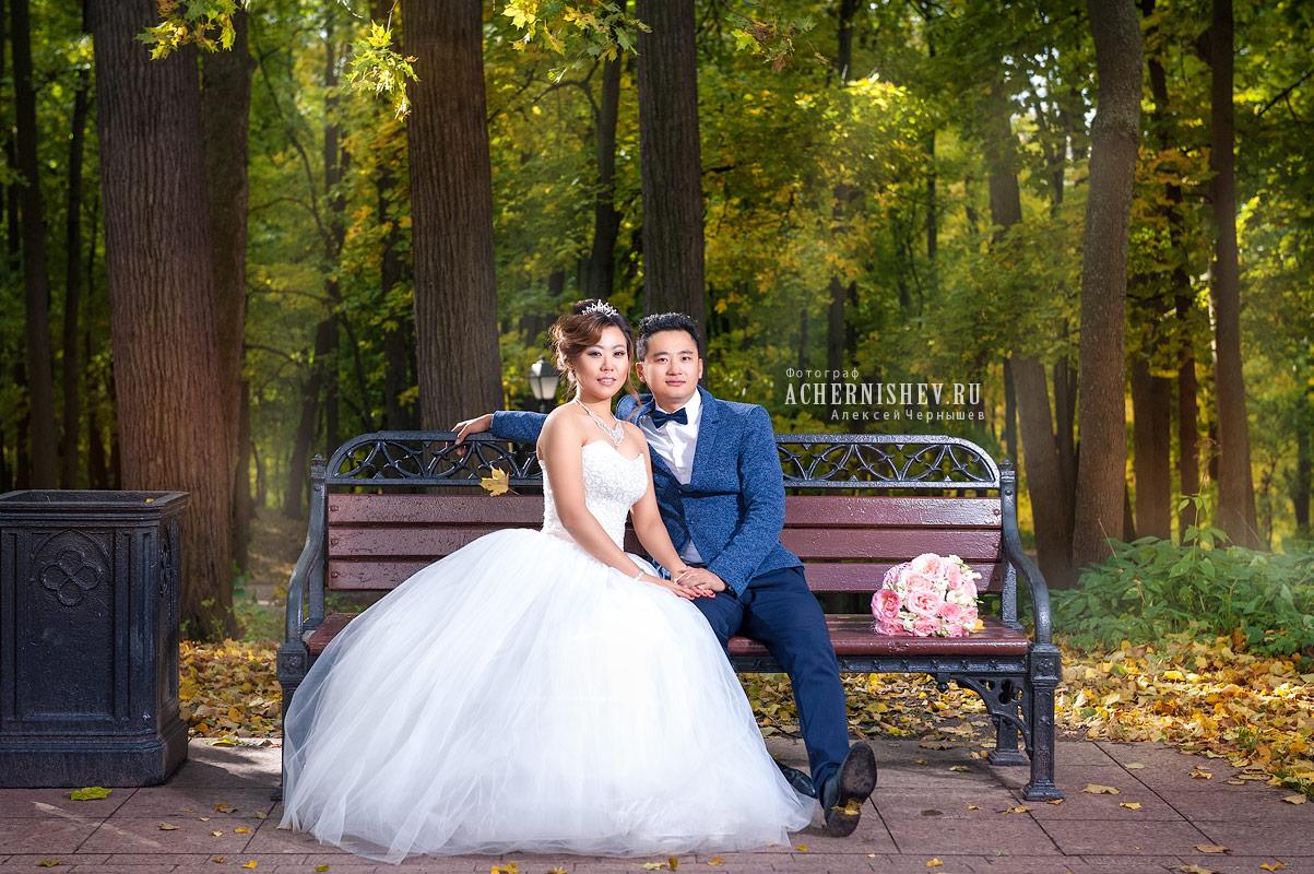 Китайская свадьба в Москве