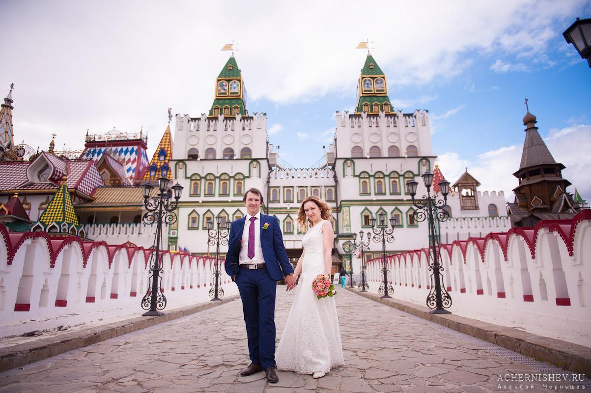 фото измайловский кремль