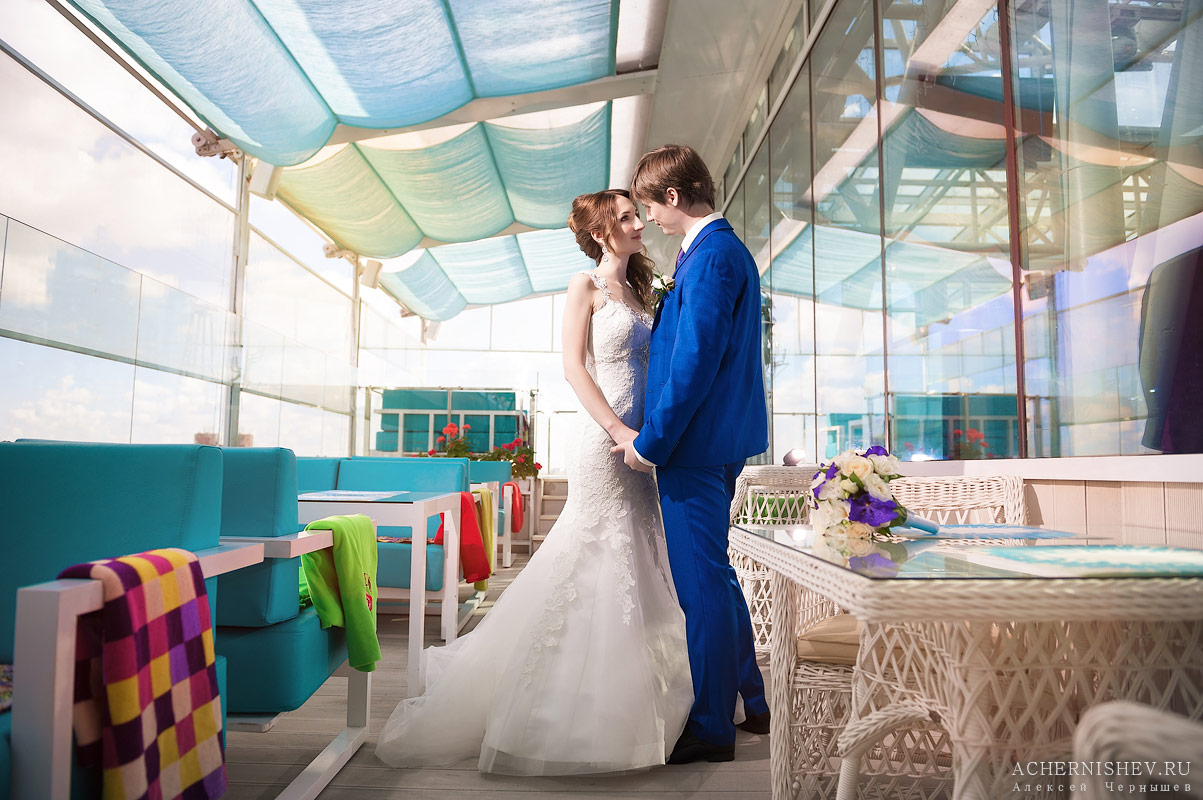 svadebnaja fotosessija v otele