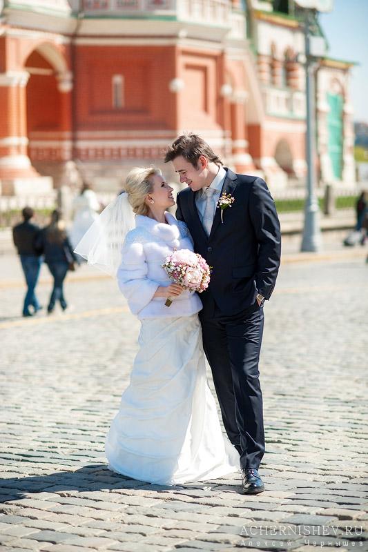 свадебный взгляд