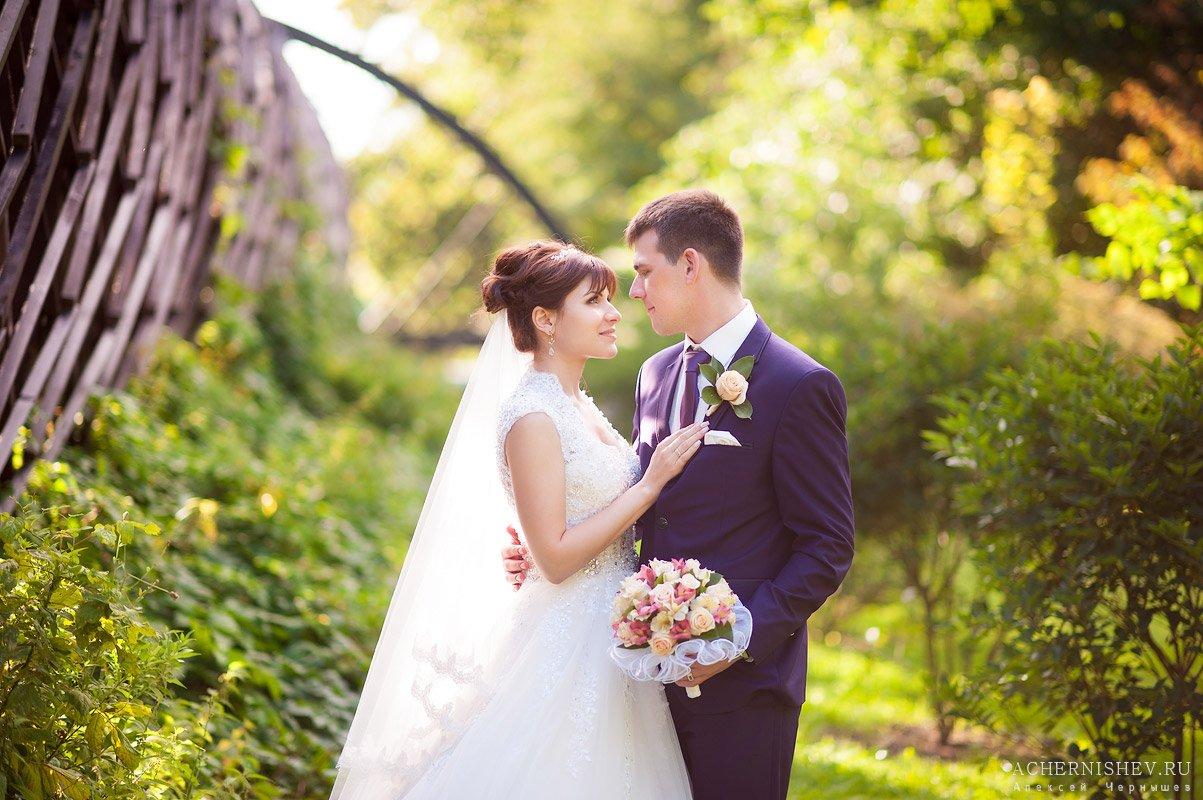 свадьба нескучный сад фото