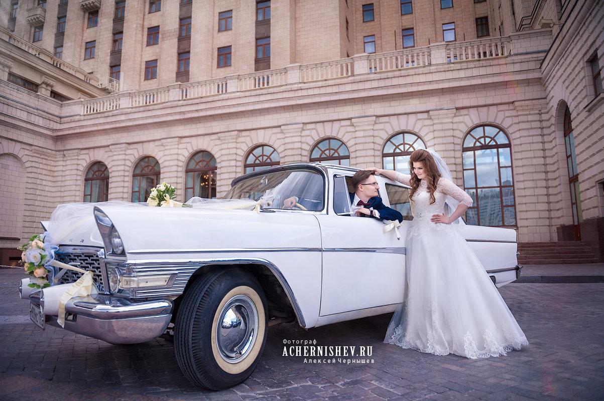 Блая свадебная Чайка — фото