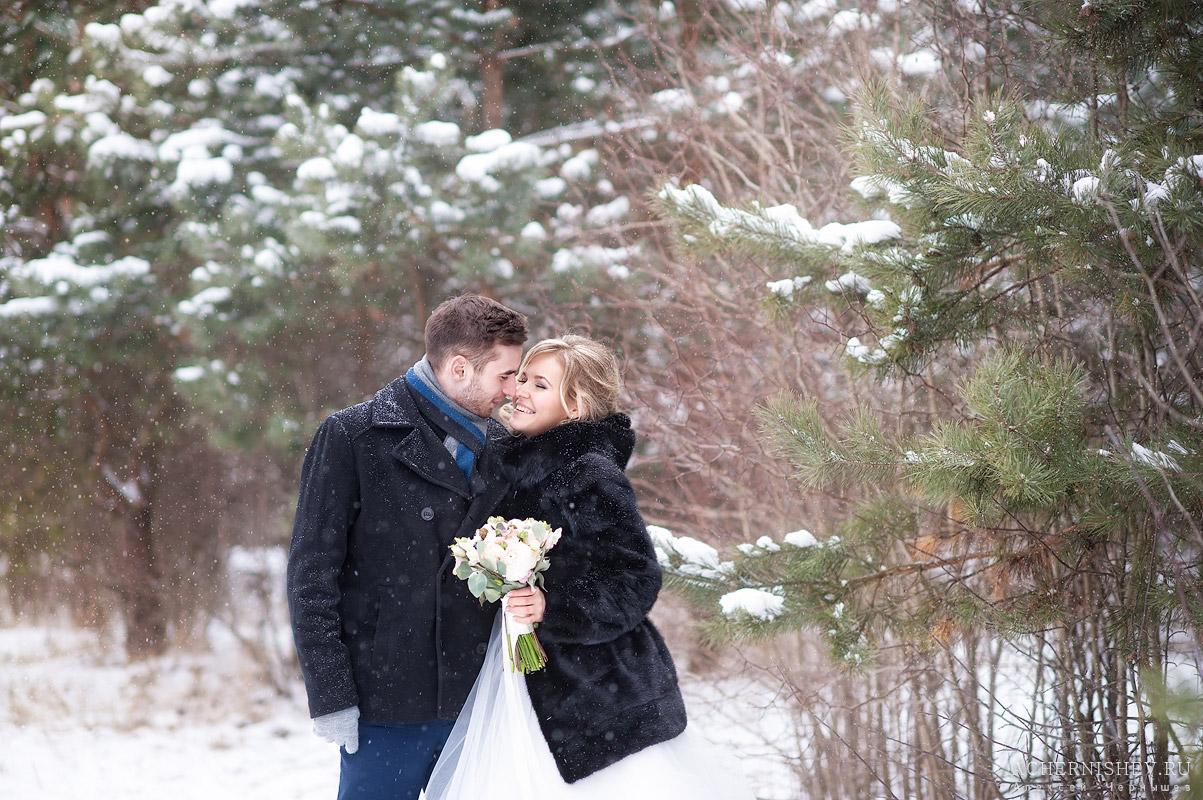 svadba v janvare
