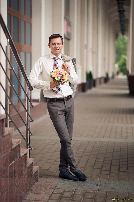 жених в ожидании невесты