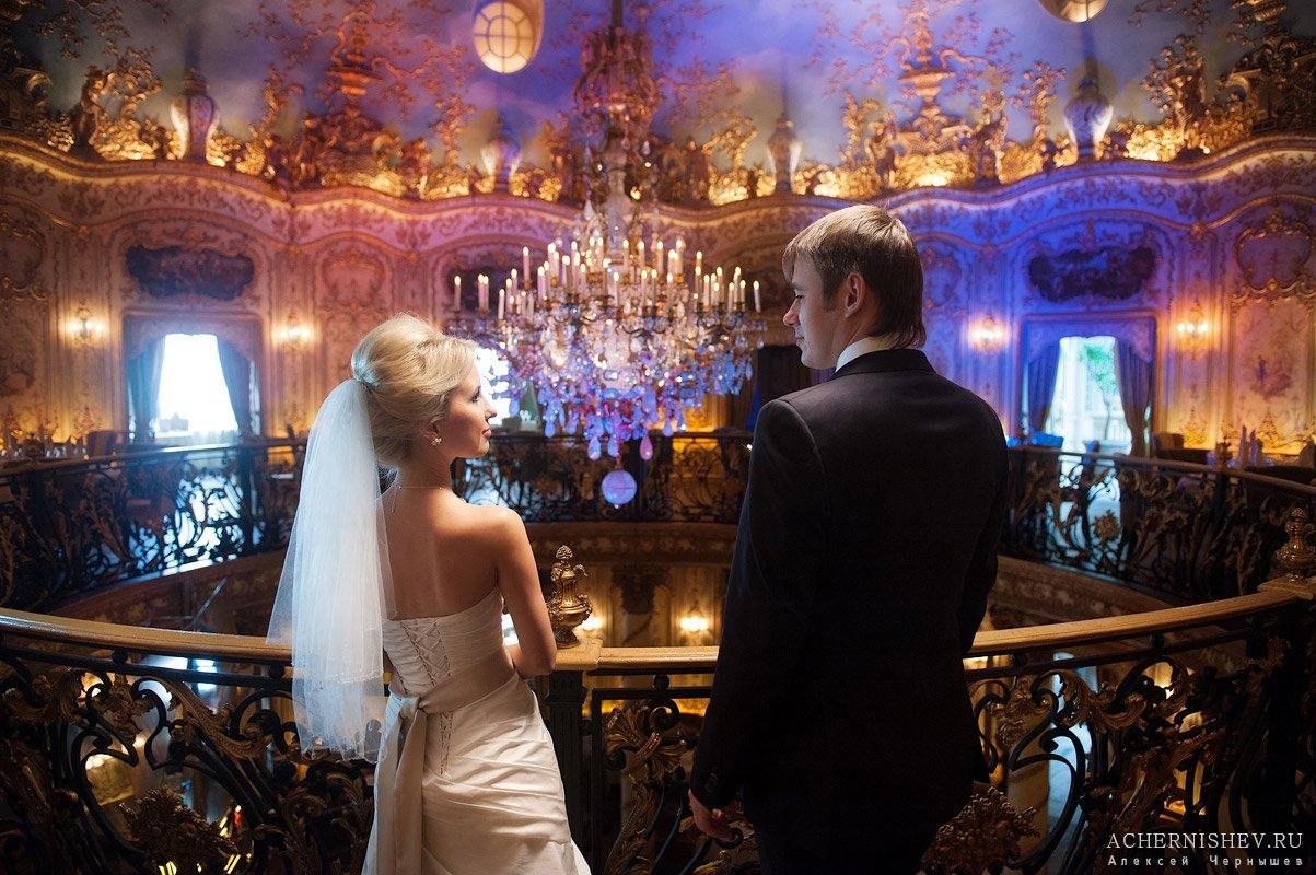 яркие свадебные фото