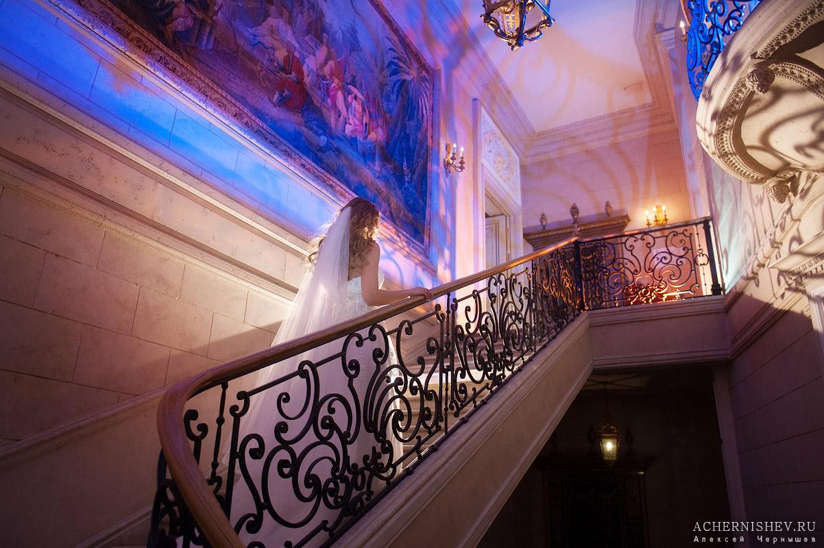 фотосессия на лестнице