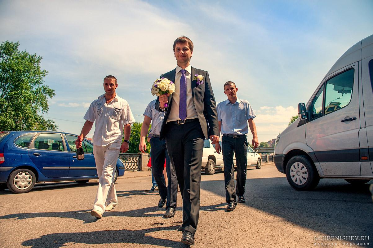 выкуп невесты - фото