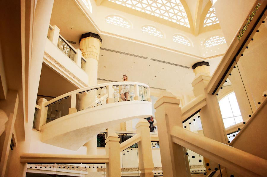 Интерьеры Египетских гостиниц