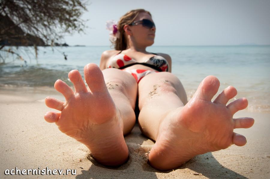 Ноги и пальцы