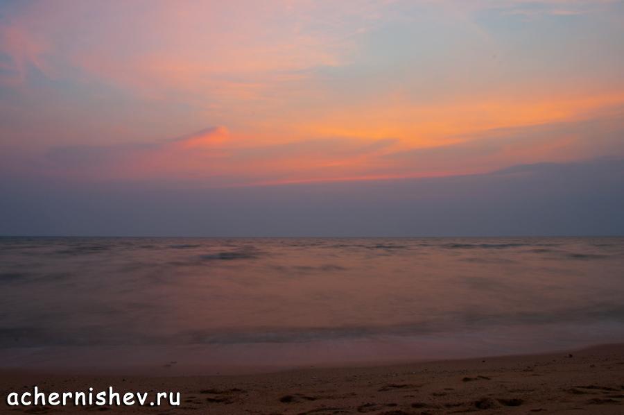 Сиамский залив. Таиланд