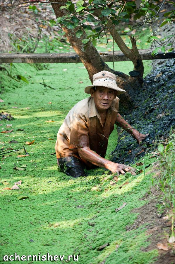 Тайский рабочий