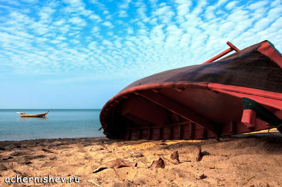 Паттайя пляж Джомтьен