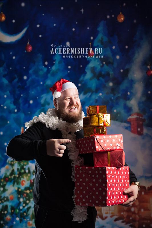 подарки от Санта Клауса