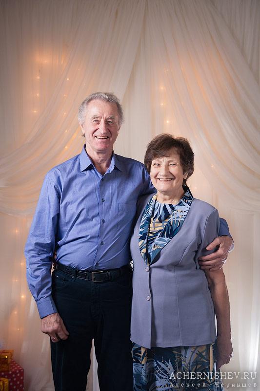 фотосессия для бабушек и дедушек