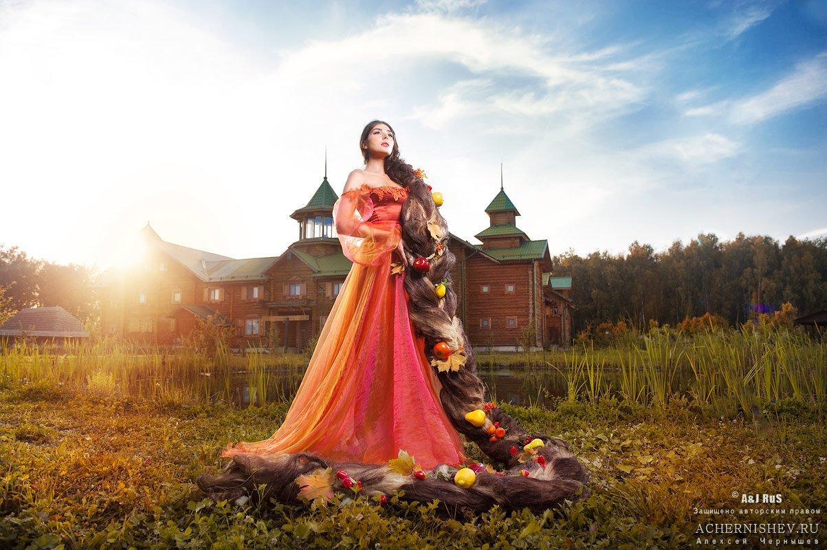 собирательный образ русской женщины - фото