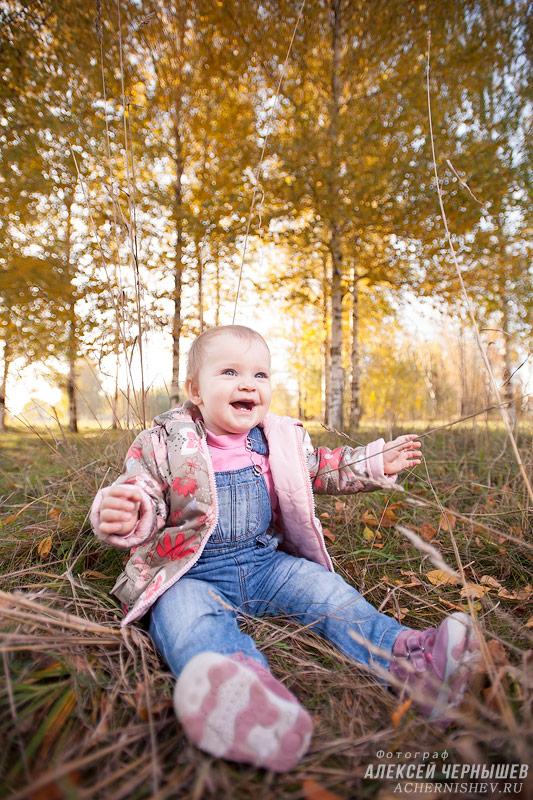 веселая детская фотография